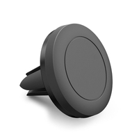 Most Popular Model Round Magnetic Air Vent Phone Holder Car Mount For iPhone Samsung Huawei HTC LG etc
