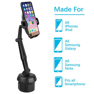 New Model 360 Degree Dashboard Car Cup Phone Holder for Iphone X