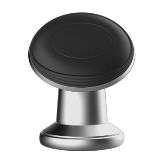 APPS2Car Universal 360 Degree Rotating Mini Magnetic Silicone Car Mount for Smartphones